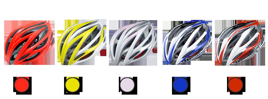carbon fiber parts different color