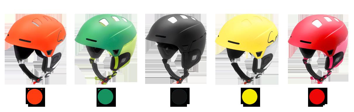 ski helmet s09 color