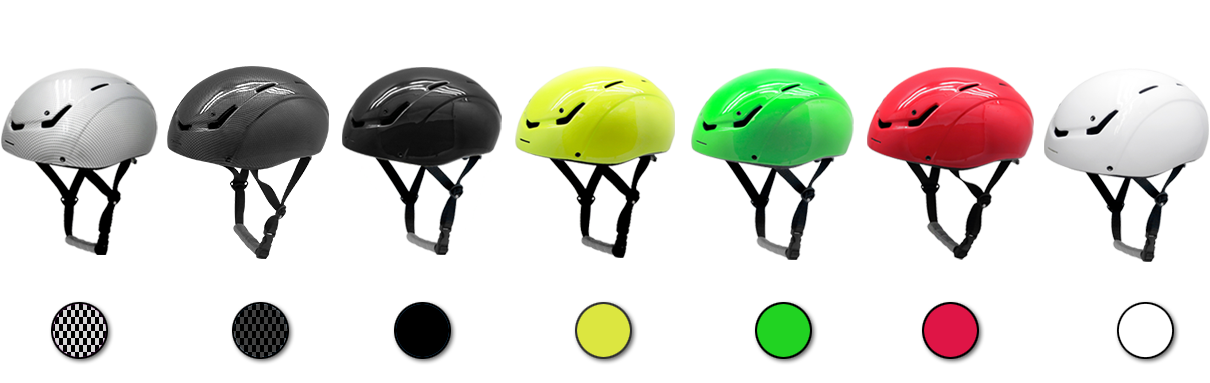 ice skating helmet different colors