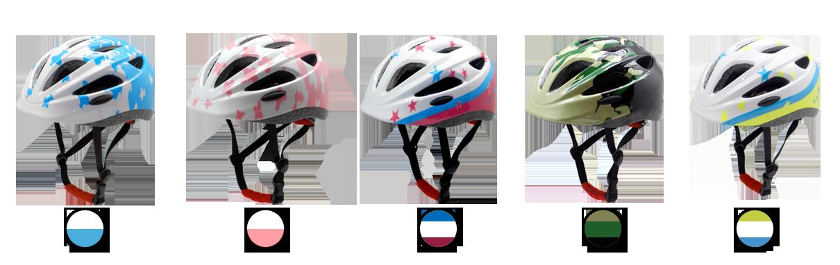 kids helmet color