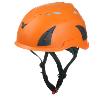 mountain climbing helmet