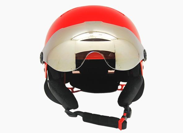 skiing helmet 2