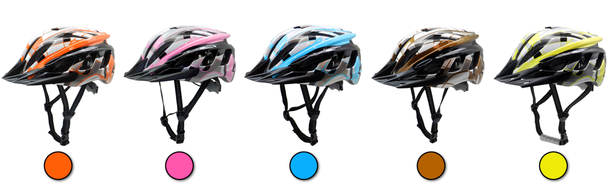 mountain bike helmet bd02 color