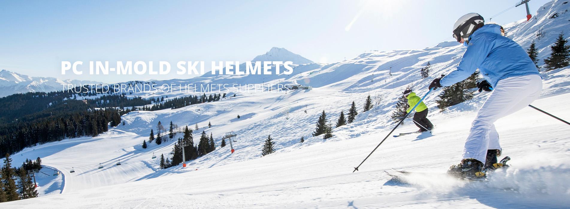 skiing helmet s06 banner