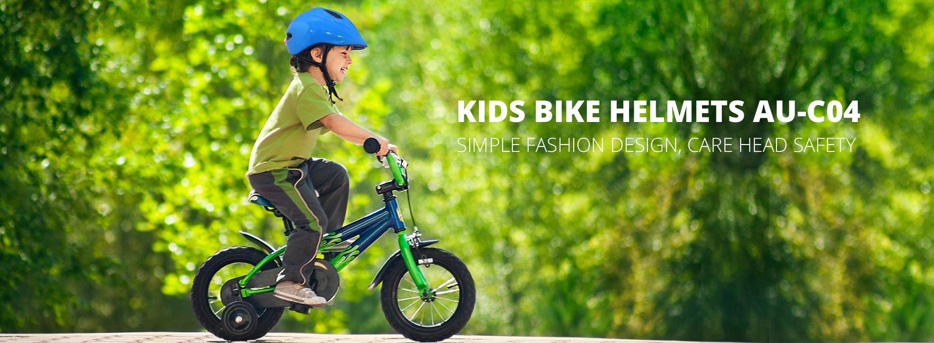 Kids bike helmets c04
