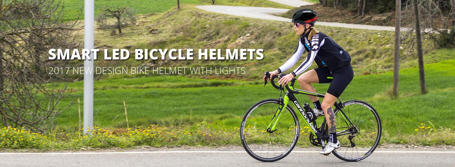 led bicycle helmet R9