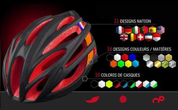 ultralight bicycle helmet