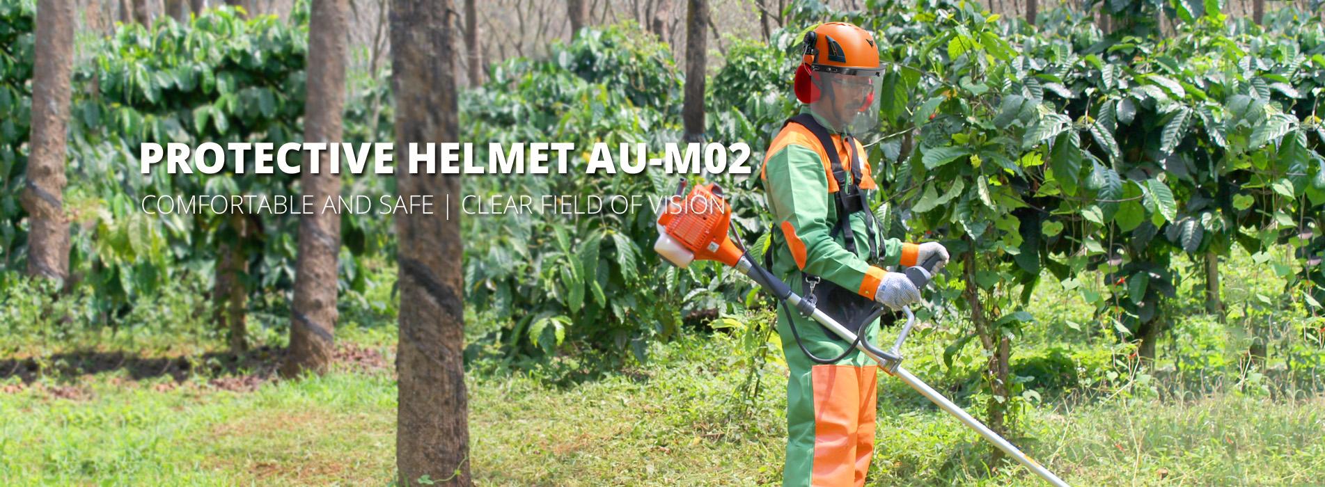 protective helmet banner