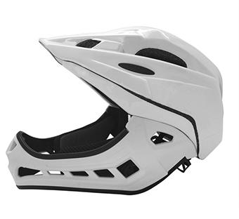 Giving a full protection full face helmets kids helmet
